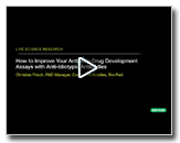 How to improve your antibody drug development assays with anti-idiotypic antibodies​