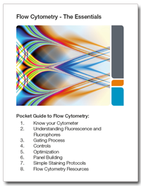 Flow Cytometry the Essentials, a pocket guide to flow