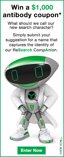 Win a $1000 antibody coupon*