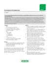 Protocol: PK Bridging ELISA for Use With Anti-Abatacept Antibodies