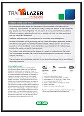 TrailBlazer Antibody Custom Services