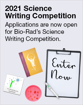 2021 Science Writing Competition
