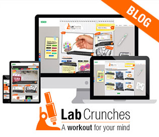Introducing Lab Crunches, the new antibody blog from Bio-Rad