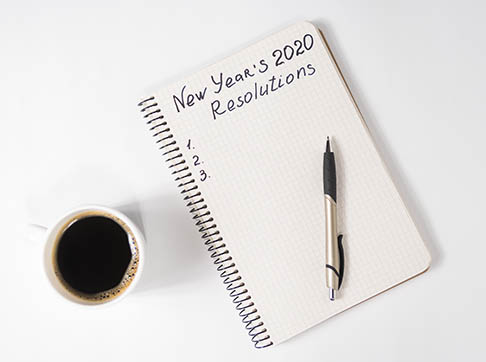 New Year's Lab Resolutions