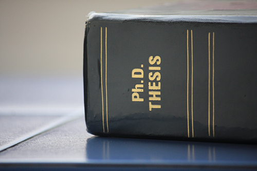 The PhD: More than a Thesis