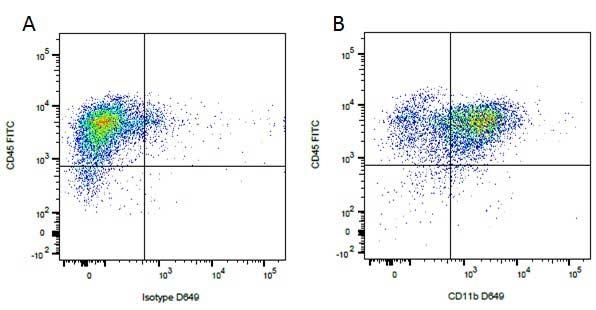 CD11b Antibody | CA16.3E10 gallery image 12