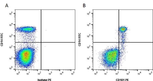 CD101 Antibody   BB27 gallery image 1