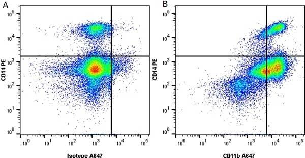 CD11b Antibody | ICRF44 gallery image 2