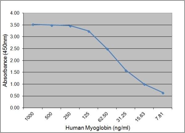 Myoglobin Antibody | 164.6G2 gallery image 1