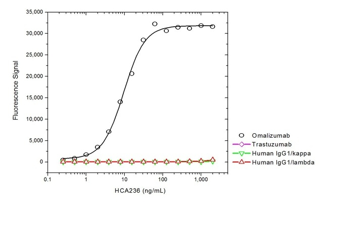 Omalizumab Antibody   AbD20669 gallery image 2