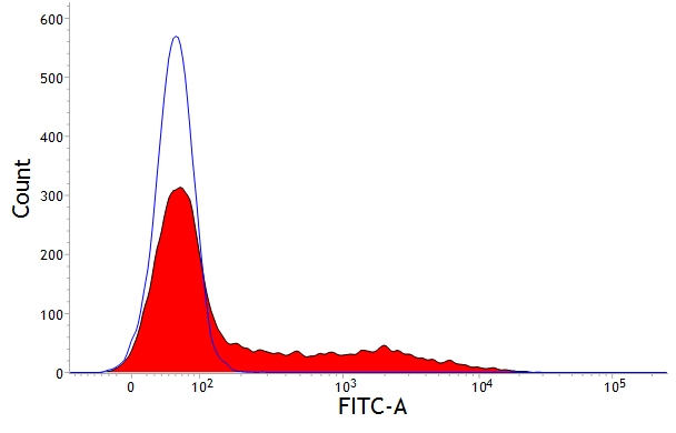 SLA Class II DQ Antibody | K274.3G8 gallery image 1